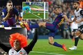 Barcelona sẩy chân, Real mừng thầm