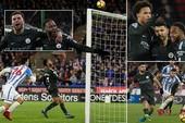 Man. City, Arsenal cùng thắng nhọc: Vỡ òa phút cuối