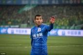 Cựu sao MU được mở lối rời Trung Quốc