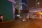Va chạm với xe tải, cô gái trẻ tử vong tại chỗ