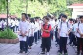 Hà Nội: Hơn 76.000 thí sinh bước vào môn thi đầu tiên