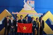 Việt Nam đoạt 3 huy chương tại Olympic Hoá học quốc tế