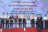 Hội thi tay nghề Toyota 2016 - lần thứ 18