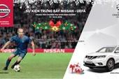 Cùng Nissan UEFA đón tuần lễ Giáng sinh – Năm mới 2017