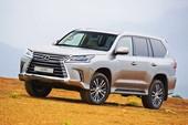 Lexus: công bố giá bán mới, giảm mạnh