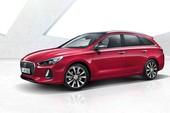 Hyundai i30 Wagon thế hệ mới: Sang trọng, năng động