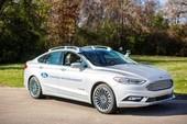 Ford đứng đầu về phát triển công nghệ xe tự lái
