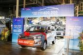 Toyota Việt Nam xuất xưởng chiếc xe thứ 400.000