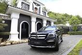 Bàn giao ba xe SUV Mercedes cho InterContinental Danang