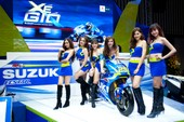 Ba mẫu mô tô cỡ nhỏ Suzuki 'xé gió' cho người mê tốc độ