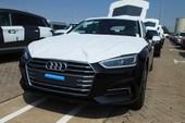 Audi A5 Sportback mới đã về cảng Sài Gòn