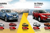 Chương trình khuyến mãi đặc biệt tháng 7 của Nissan