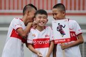 Khai mạc trại hè bóng đá thiếu niên Toyota 2017
