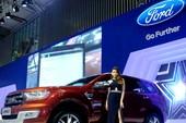 """Ford trưng bày toàn bộ mẫu xe """"hot"""" tại VMS 2017"""