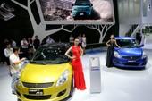 Những mẫu xe nhỏ, đẹp của Suzuki tại VMS 2017
