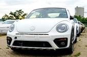 """""""Con bọ"""" Volkswagen Beetle Dune đã về cảng Hiệp Phước"""