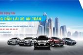 Honda Ôtô Cộng Hòa tổ chức hướng dẫn lái xe an toàn
