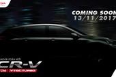 Honda hé lộ mẫu CR-V thế hệ mới bảy chỗ