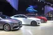 VIMS: Khó rời mắt khỏi gian hàng của Mercedes-Benz