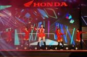 Tháng 10: 'Honda - Trọn niềm tin' đón 38.000 lượt khách