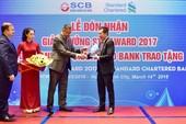 SCB nhận chứng chỉ PCI DSS và giải thưởng STP Award
