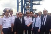 Thủ tướng làm việc với Tổng Công ty Tân Cảng Sài Gòn