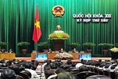 Quốc hội sẽ thảo luận về vụ giàn khoan Hải Dương 981
