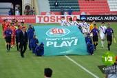 Bóng đá châu Á 'chết' vì các tiểu xảo câu giờ