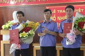 Nhân sự mới VKSND Tp.Hồ Chí Minh