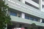 Xe cứu thương đón ông Nguyễn Bá Thanh đã sẵn sàng lăn bánh