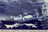 Bến tàu không số tại Đức Phổ là di tích lịch sử