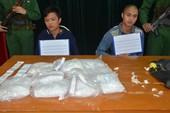 'Vác thuê' 5 kg ma túy từ Trung Quốc về Việt Nam