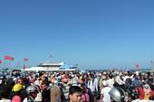 Hơn 4000 khách du xuân đảo Lý Sơn