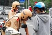 Chống đối CSGT: Dân đòi hỏi minh bạch và tôn trọng