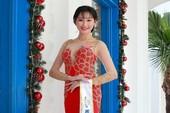 Cô bé trồng thanh long đăng quang Hoa khôi miền Trung