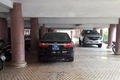 3 xe biển số 80 là do UBND tỉnh Gia Lai đăng ký