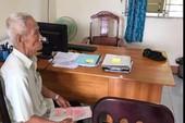 Cha ông Huỳnh Văn Nén nộp đơn ra tòa