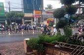 Nóng: Dùng vật nghi lựu đạn cướp ngân hàng ở Đồng Nai
