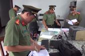 Bắt giam một giám đốc trong đường dây nửa tấn thuốc nổ