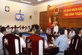 Bình Thuận: Phát lệnh khẩn cấp cấm tàu thuyền ra khơi