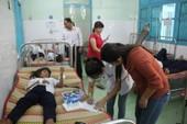 Ăn xôi đậu, 36 học sinh nhập viện cấp cứu