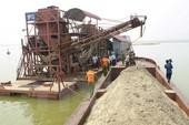 Ngừng 4 dự án nạo vét cát trên sông Đồng Nai
