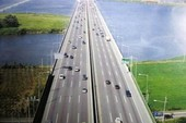 Tuyến cao tốc Bắc-Nam sẽ 6-10 làn xe