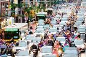 Hà Nội cấm xe máy tại nội thành vào năm 2030