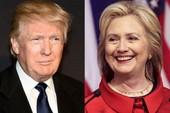Videographic:Khác biệt lớn giữa bà Clinton và ông Trump