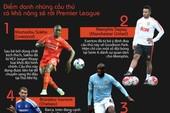 Hàng loạt 'bom tấn' có khả năng chia tay Premier League