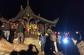 Hành hương lên Yên Tử lúc nửa đêm
