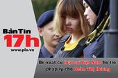 Đề xuất cử luật sư VN hỗ trợ pháp lý cho Đoàn Thị Hương