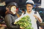 Clip: 'Đấng mày râu' lội chợ hoa mua quà tặng 8-3