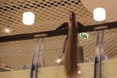 Cô gái có mái tóc dài hơn 2m